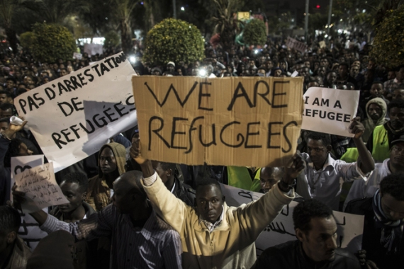 Israel has recognised less than 200 asylum seekers as refugees since 1948, human rights groups say [EPA]