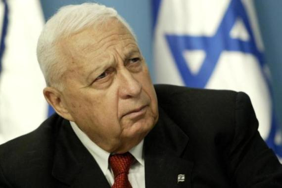 A culture of impunity was a recurring theme in Ariel Sharon's public life [AP]