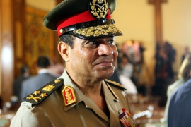 Egypt's Sisi cleared for presidential bid
