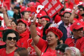 Red Shirts fear Thailand's growing divisions