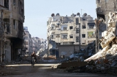 For Syria, a transition government should not be the end goal [Reuters]