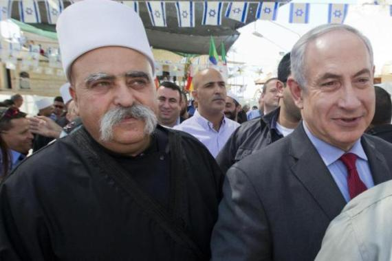 The Druze community makes up close to two percent of Israel's population [Reuters]