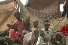 Measles outbreak sweeps through CAR camp