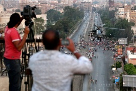 Unbiased: Al Jazeera's reports from Egypt