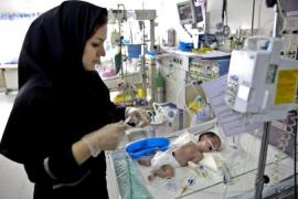 Sanctions have affected severely the health care system in Iran [AP]
