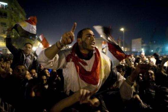 Youth have played a key role in the Arab uprisings [AFP/Getty Images]