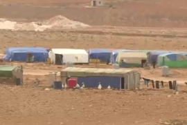 Dire situation for Syrian refugees in Lebanon