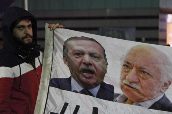 In the last few months, Gulen has proven that he is more than a religious leader, writes Kaplan [Reuters]