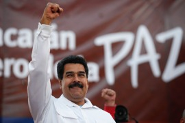 President Maduro said on Tuesday the two countries have re-established diplomatic and political relations [EPA]