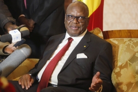 Ibrahim Boubacar Keita: 'The destiny of Mali'