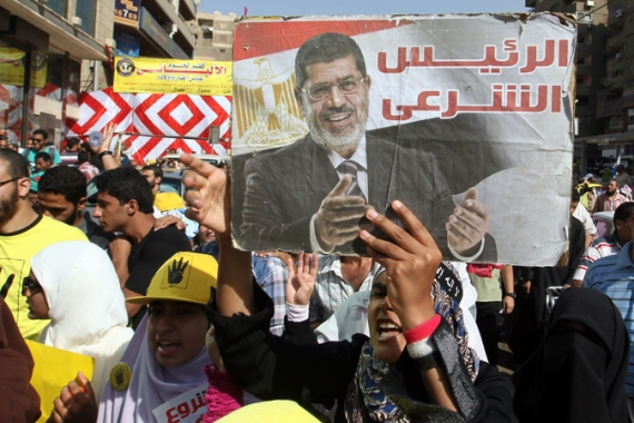 The decree is against the Brotherhood, whose Egyptian branch supported Mohamed Morsi as president [EPA]