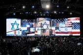 AIPAC's influence in Washington has been diminishing, argues the author [AFP/Getty Images]