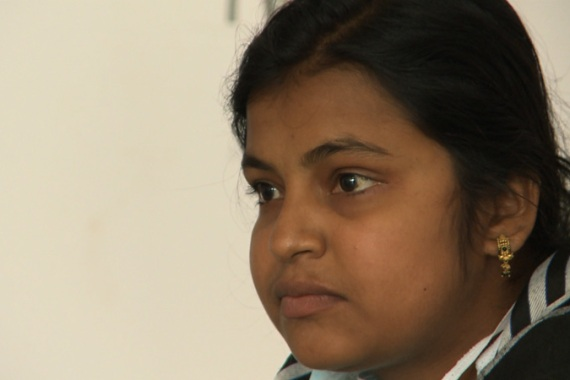 Navya, who struggles with kidney problems, must undergo dialysis three times a week [Al Jazeera]