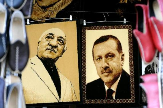 Tensions between the Gulen movement and the AKP have persisted for a while [AFP/Getty Images]