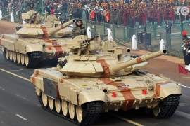 Global arms trade: Who are the winners?