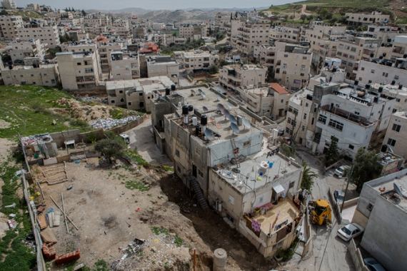 Palestinians find it nearly impossible to build homes in occupied East Jerusalem [Dylan Collins/Al Jazeera]