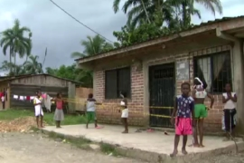Gangs target Colombian children