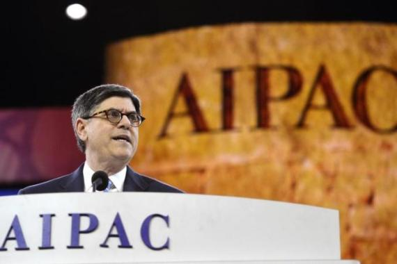 Netanyahu has a good reason to be confident about Israel and AIPAC's capacity to get their way with the Obama administration on a host of issues, argues Bishara [Reuters]