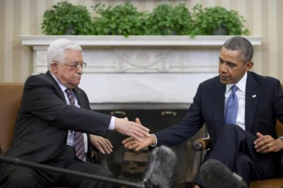 Mahmoud Abbas' easy access to Western leaders facilitates his role as a mediator, writes Moor [AP]