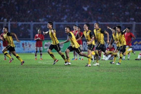 Malaysian football has been worn down by a lack of structured training, poor sports facilities and match-fixing [AFP]