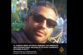 On Mohamed Fahmy: 'Tenacious and truthful'