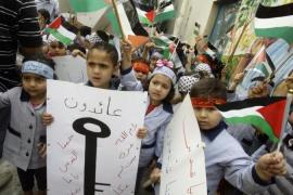 On May 15, Palestinians mark Nakba Day in commemoration of the ethnic cleansing and loss they have suffered [AFP]