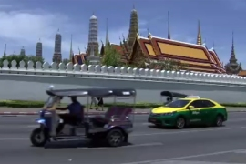 Thailand instability hits tourism industry