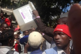 Army deployed as riots mar Malawi election