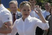 It will be Yulia Tymoshenko's third attempt at the presidential post in Ukraine [AP]