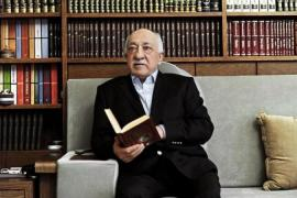 Erdogan wants his voters to believe that Fethullah Gulen is a criminal, writes Yilmaz [EPA]