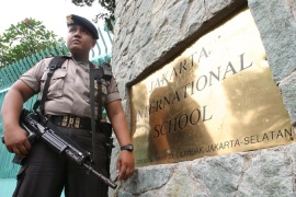 A police probe is focusing on the Jakarta International School amid sexual assault allegations [EPA]