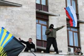 Timeline: Ukraine's pro-Russian unrest