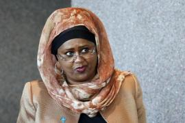 Fawzia Yusuf Adam has served as Somalia's first foreign minister and deputy prime minister [Reuters]