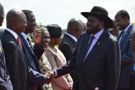 Regional actors have played a significant role in South Sudan peace negotiations [AFP/Getty Images]