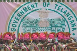 Telangana's backers have been spearheading the movement for a separate state for over three decades [AFP]