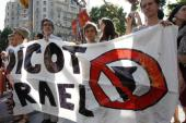The global Boycott, Divestment and Sanctions movement against Israel is growing [Reuters]
