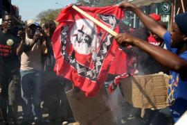 Swaziland was dropped due to concerns over  workers' rights and use of force against demonstrators [AFP]