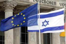 EU-Israel relations have long been difficult, notably over Israeli settlements in the occupied West Bank [EPA]
