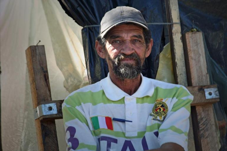 Ze Moreira Gomes is one of the camp(***)s leaders. A retiree, he(***)s lived in the neighbourhood since 1975, but said he got pushed out by astronomical rent when the stadium was built.