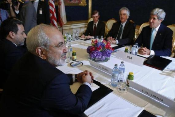 Deep differences continued to separate the two sides in Sunday's nuclear talks in Vienna [Reuters]