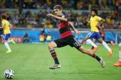 In the July 8 World Cup semi-final, Brazil lost to Germany 1-7 [Getty Images]