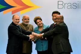 In July, BRICS announced the creation of the New Development Bank [AFP/Getty Images]