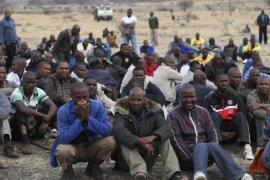 In 2012, 34 people died after South African security forces opened fire on striking Marikana miners [Reuters].