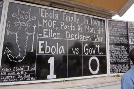 Ebola: A disease out of control?