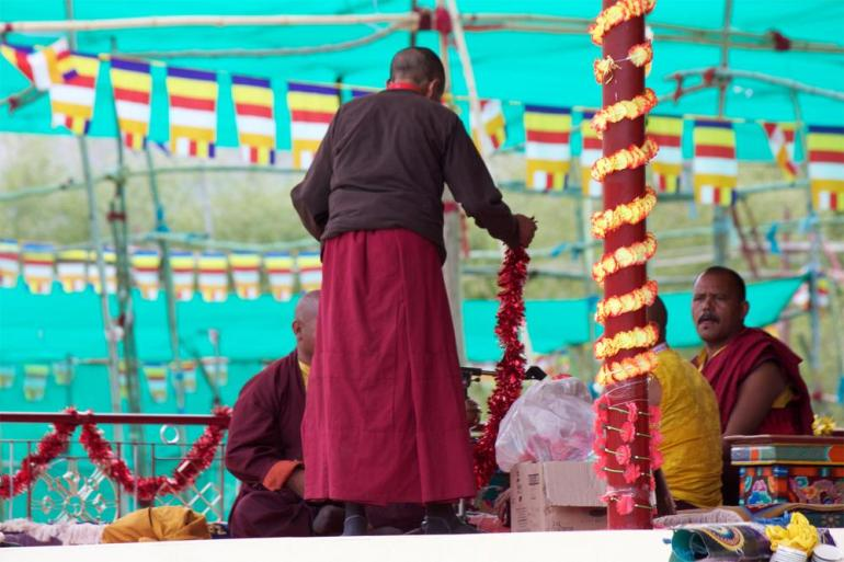 It is expected that the Tibetan spiritual leader will confer another Kalachakra initiation next year when he turns 80.