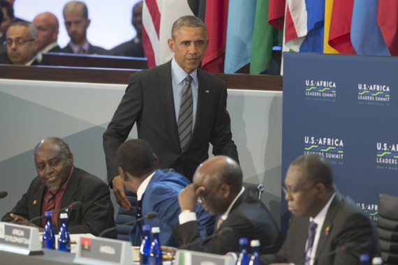 The US is the latest country to have extended an invitation to African leaders [EPA]