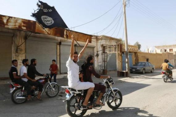The Islamic State has established the most successful and feared caliphate in recent history, writes Hundal [Reuters]