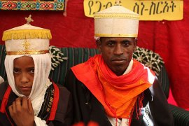 Ethiopian girls as young as five married off