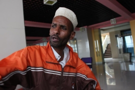 Kenyan trader says detainees bribed their way to freedom [Mohammed Yusuf/Al Jazeera]