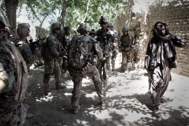 Afghanistan: Drawdown